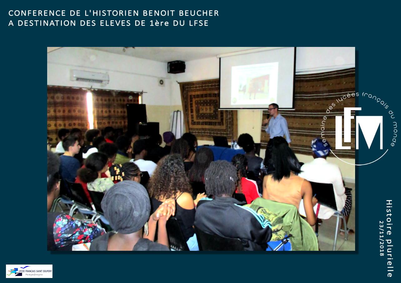 Conférence 1 élèves