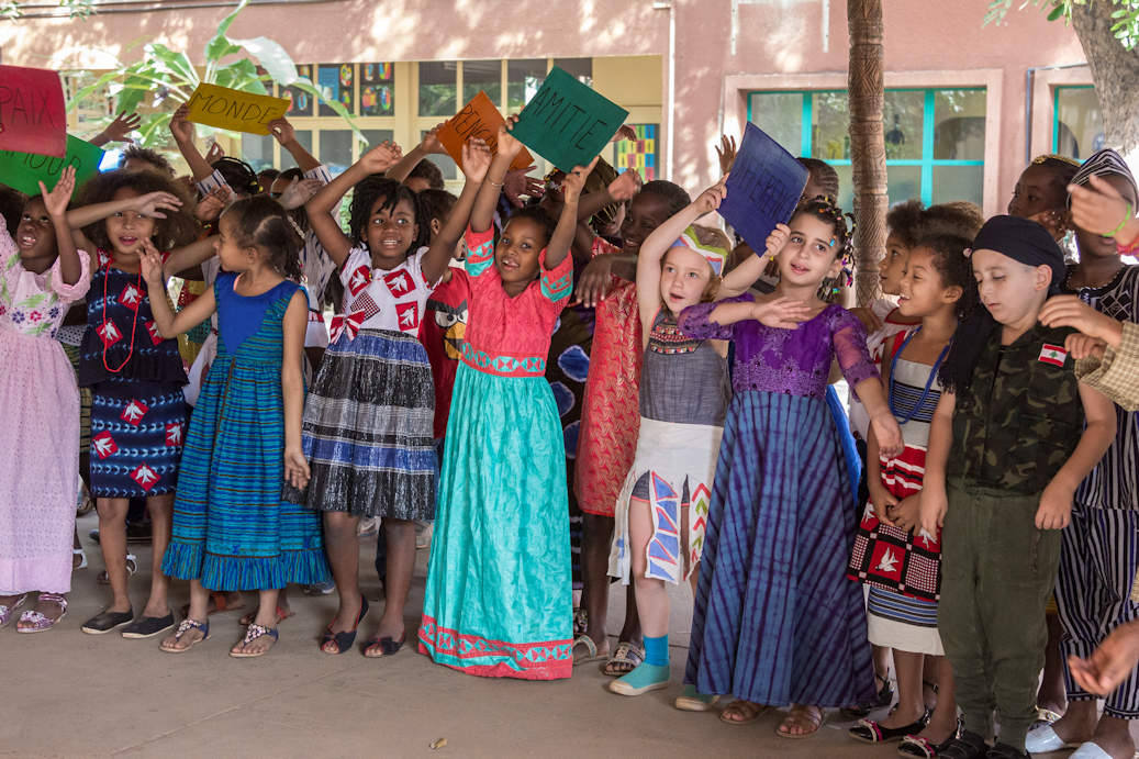 Eleves du primaire